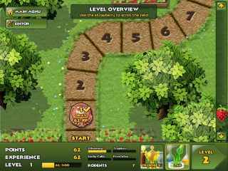 Garden Panic ScreenShot