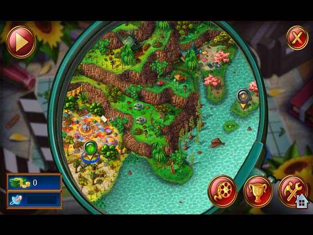 Gardens Inc. 4: Blooming Stars Screen 2