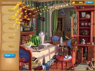 Gardenscapes 2 Screen 1