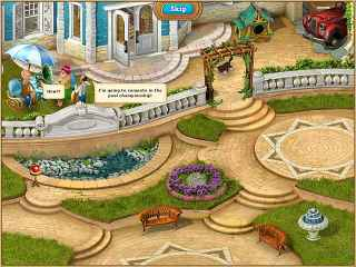 Gardenscapes 2 Screen 2