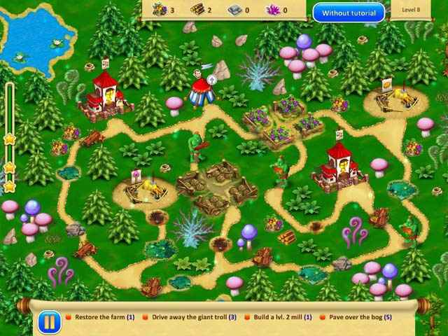 Gnomes Garden 3 Screen 1
