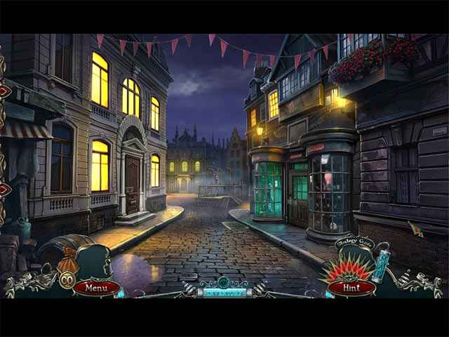 Grim Facade: Hidden Sins Collector's Edition Screen 1