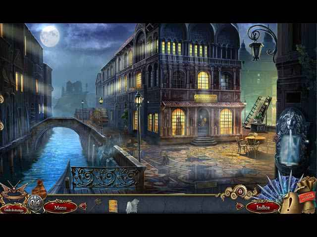 Grim Facade: The Red Cat Collector's Edition Screen 2