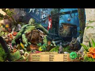 Grim Legends 2: Song of the Dark Swan Screen 1
