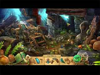 Grim Legends 2: Song of the Dark Swan Collector's Edition Screen 1