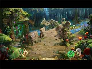 Grim Legends 2: Song of the Dark Swan Collector's Edition Screen 2