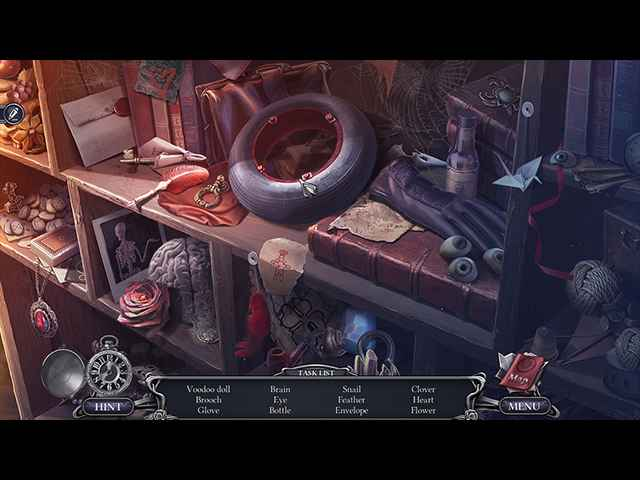 Grim Tales: Guest From The Future Collector's Edition Screen 2