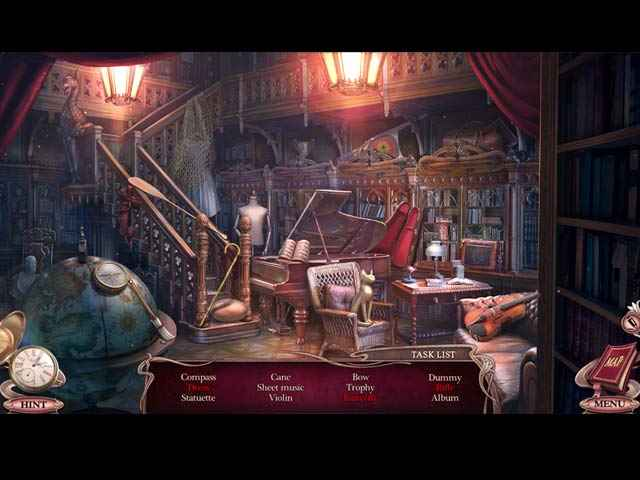 Grim Tales: The Time Traveler Collector's Edition Screen 2