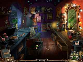 Grimville: The Gift of Darkness Screen 2