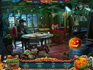Halloween: The Pirate's Curse Screen 2