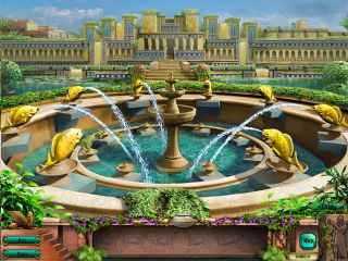 Hanging Gardens of Babylon Screen 2