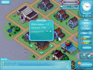 HappyVille: Quest for Utopia Screen 2
