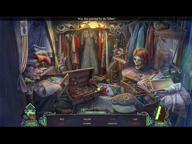 Harrowed Halls: Lakeview Lane Collector's Edition Screen 2