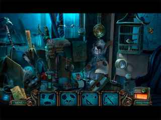 Haunted Hotel: Death Sentence Collector's Edition Screen 1