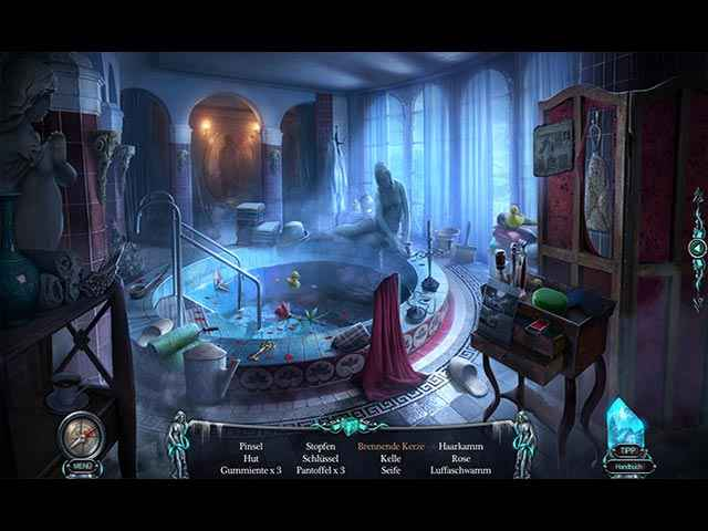 Haunted Hotel: Lost Dreams Collector's Edition Screen 1