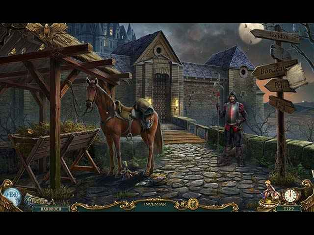Haunted Legends: The Black Hawk Collector's Edition Screen 1