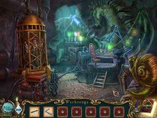 Haunted Legends: The Bronze Horseman Collector's Edition Screen 1