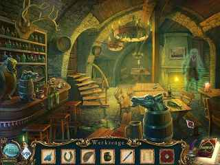 Haunted Legends: The Bronze Horseman Collector's Edition Screen 2