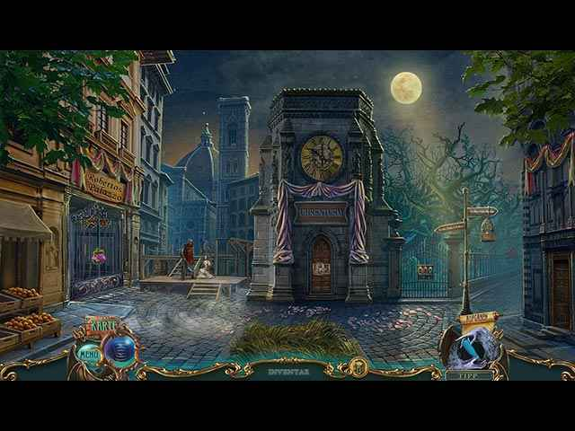 Haunted Legends: The Dark Wishes Screen 2