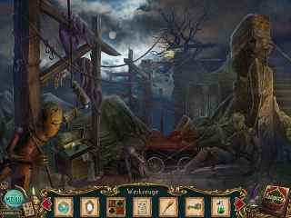 Haunted Legends: The Queen of Spades Collector's Edition Screen 2