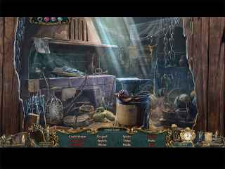 Haunted Legends: The Stone Guest Collector's Edition Screen 1
