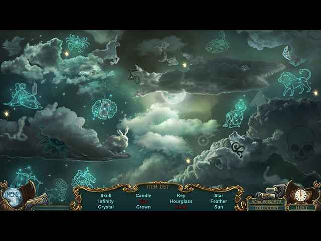 Haunted Legends: Twisted Fate Collector's Edition Screen 2