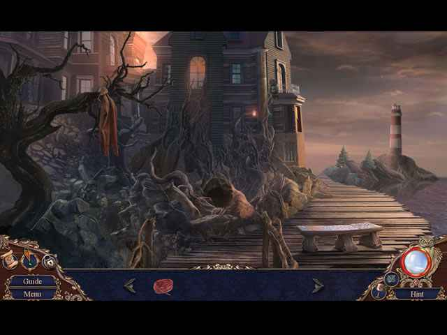 Haunted Manor: The Last Reunion Collector's Edition Screen 2