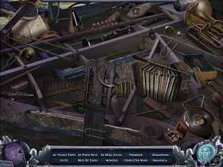 Haunted Past: Realm of Ghosts Screen 2
