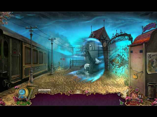 Haunted Train: Frozen in Time Collector's Edition Screen 1