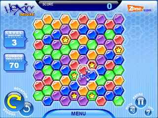 Hexic Deluxe Game Download