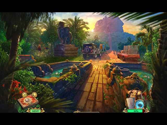 Hidden Expedition: The Fountain of Youth Screen 1
