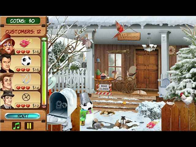 Hidden Object: Home Makeover 2 Screen 1