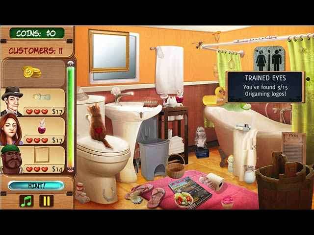 Hidden Object: Home Makeover 2 Screen 2