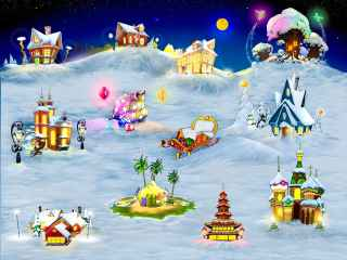 Holly: A Christmas Tale Deluxe Screen 1