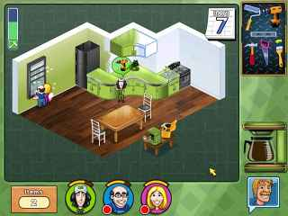 Home Sweet Home 2: Kitchens and Baths Screen 2