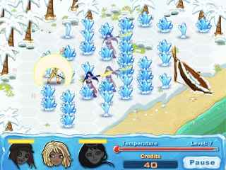 Ice Blast Screen 1