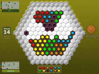 Reiner Knizia's Ingenious Screen 2