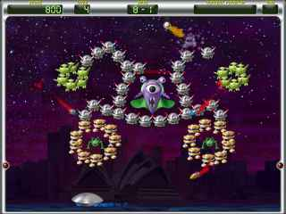 Invadazoid Game Download
