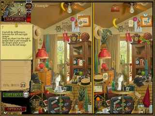 Jane Angel: Templar Mystery Screen 2