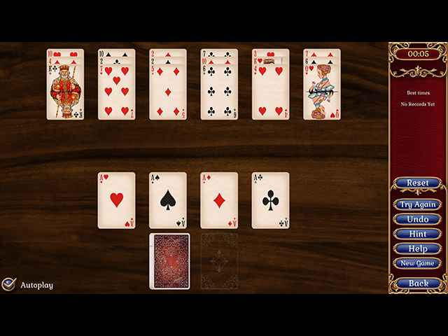 Jewel Match Solitaire 2 Screen 2
