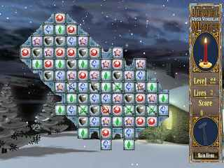 Jewel Match - Winter Wonderland Spiele Gratis Download