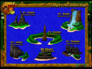 Jungle Fruit Screen 2