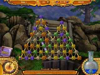 Jungle Quest Screen 2