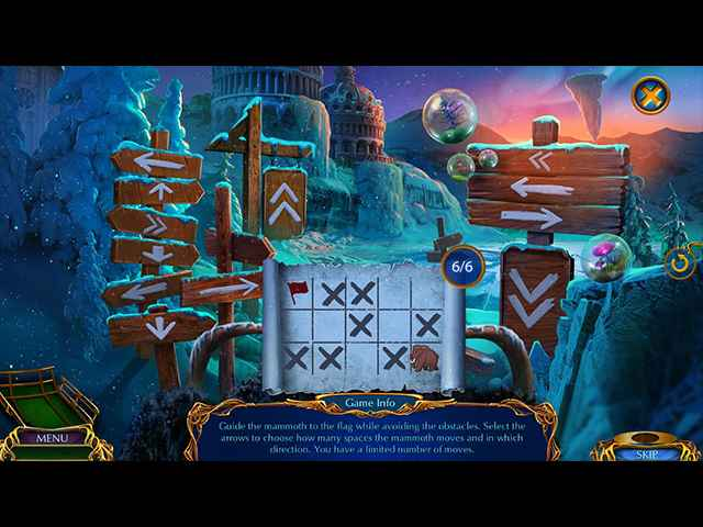 Labyrinths of the World: Eternal Winter Screen 3