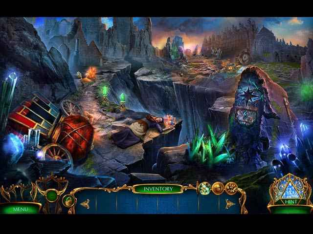 Labyrinths of the World: The Devil's Tower Screen 1
