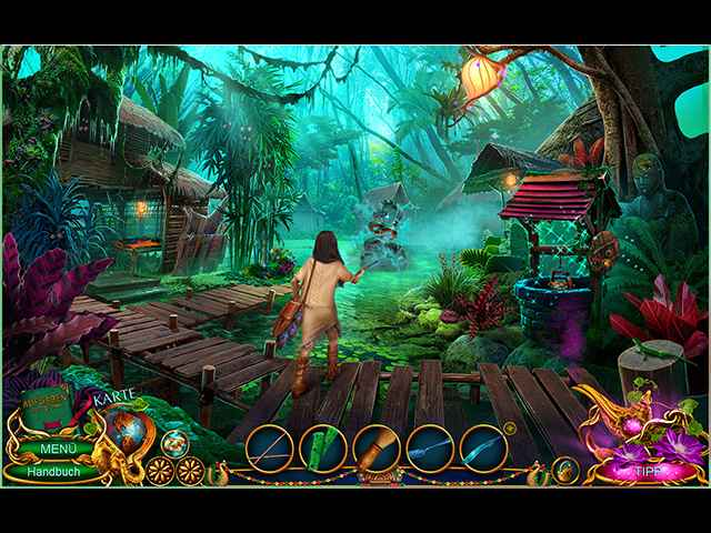 Labyrinths of the World: The Wild Side Collector's Edition Screen 1