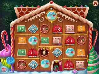 Lapland Solitaire Screen 2