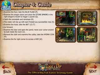 League of Light: Dark Omens Strategy Guide Screen 1