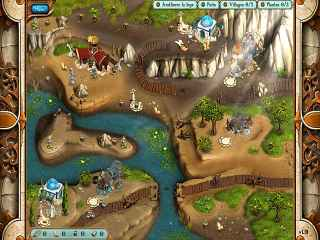 Legends of Atlantis: Exodus Screen 1