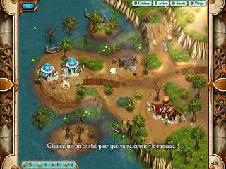 Legends of Atlantis: Exodus Screen 2
